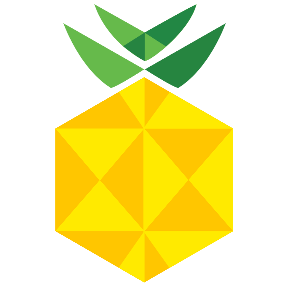 Pineapple Digital Art